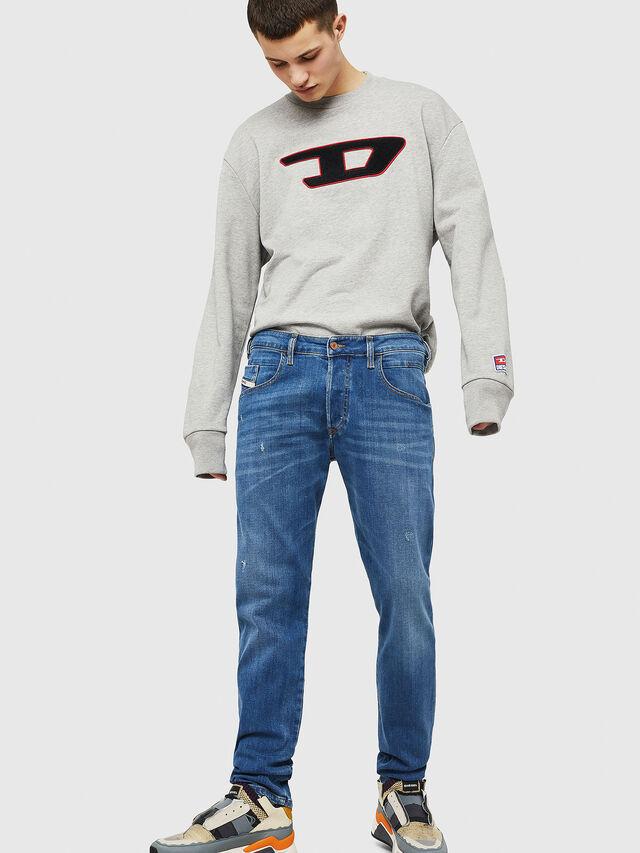Diesel - D-Bazer 083AX, Hellblau - Jeans - Image 4