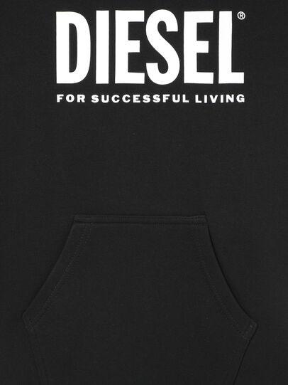 Diesel - DILSET SM, Schwarz - Kleider - Image 4