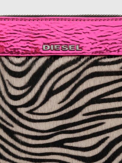 Diesel - LUSI S, Schwarz/Rosa - Schmuck und Gadgets - Image 4
