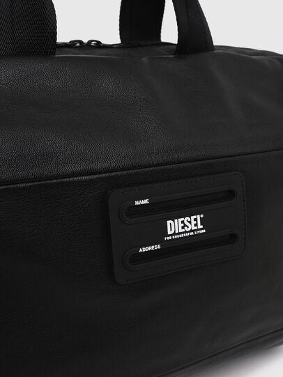 Diesel - D-SUBTORYAL BRIEF, Schwarz - Aktenkoffer - Image 5