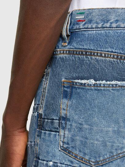 Diesel - D-Strukt 009UE, Hellblau - Jeans - Image 4