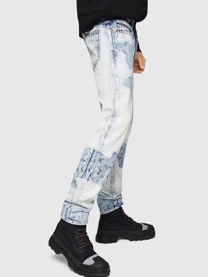 Diesel - Mharky 0890P, Hellblau - Jeans - Image 6