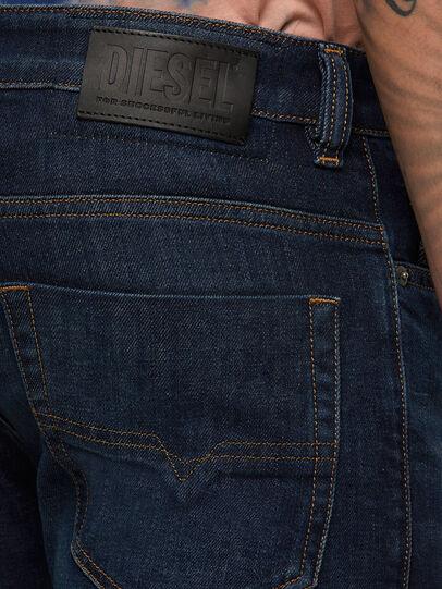 Diesel - Safado 009HN, Dunkelblau - Jeans - Image 4