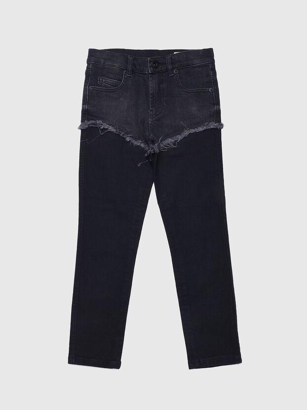 BABHILA-J SP, Schwarz - Jeans
