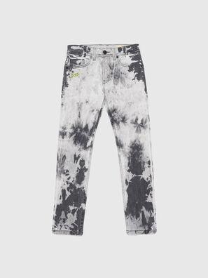 THOMMER-J, Schwarz/Weiss - Jeans