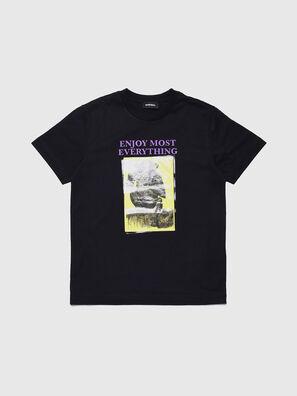 TDIEGOXE, Schwarz - T-Shirts und Tops
