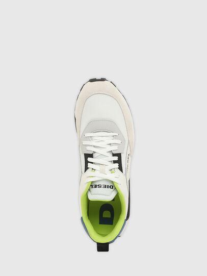 Diesel - S-TYCHE LOW CUT, Weiss/Blau - Sneakers - Image 6