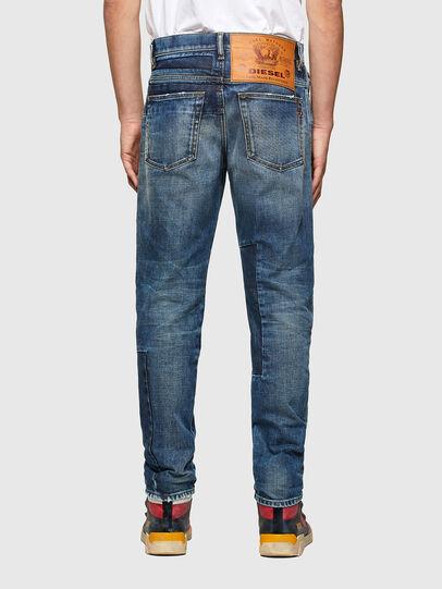 Diesel - D-Fining 009SV, Mittelblau - Jeans - Image 2
