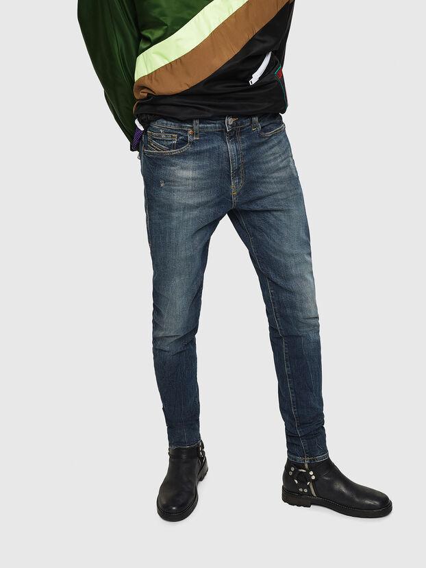D-Amny 069GC, Dunkelblau - Jeans