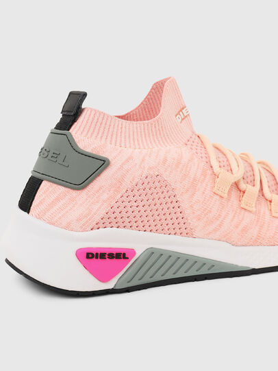 Diesel - S-KB ATHL LACE W, Rosa - Sneakers - Image 5