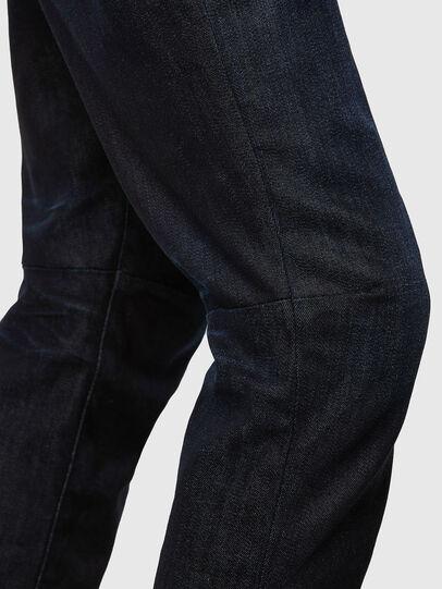 Diesel - D-Strukt 009MP, Dunkelblau - Jeans - Image 5