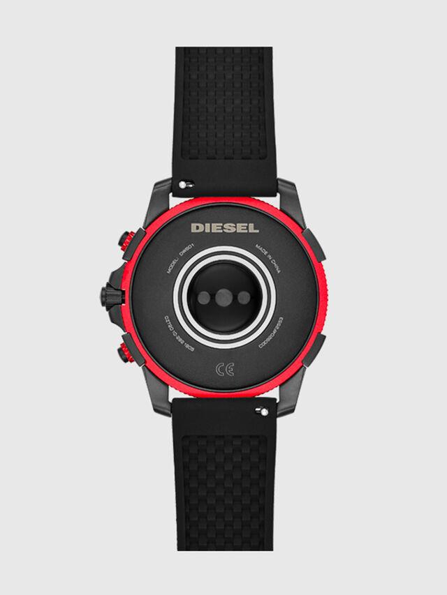 Diesel - DT2010, Schwarz - Smartwatches - Image 4