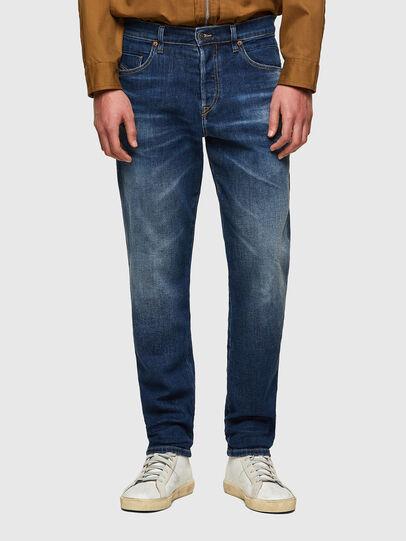 Diesel - D-Fining-Chino 009MI, Dunkelblau - Jeans - Image 1