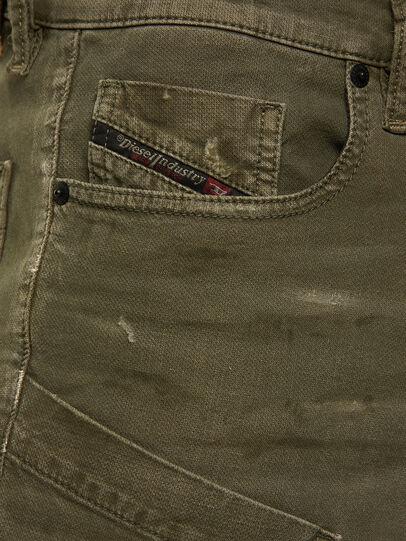 Diesel - D-Azzer JoggJeans® 069NF, Armeegrün - Jeans - Image 3