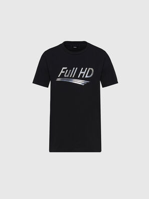 T-SILY-E56, Schwarz - T-Shirts