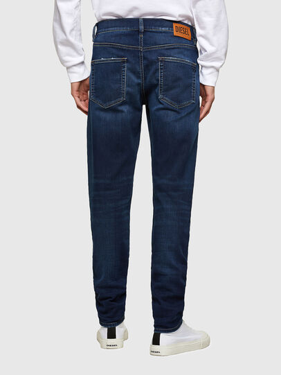 Diesel - D-Strukt JoggJeans® 069RX, Dunkelblau - Jeans - Image 2