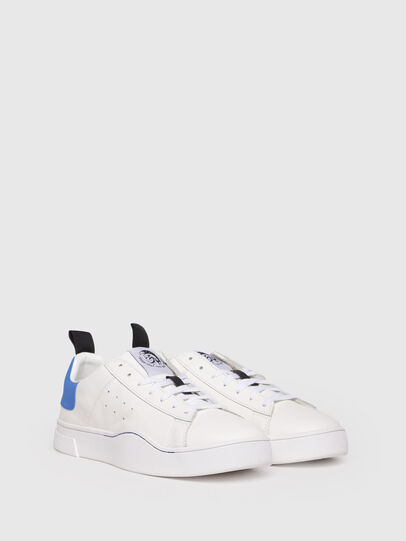 Diesel - S-CLEVER LOW, Weiß/Blau - Sneakers - Image 2