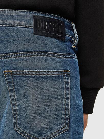 Diesel - Fayza JoggJeans® 069SZ, Dunkelblau - Jeans - Image 3
