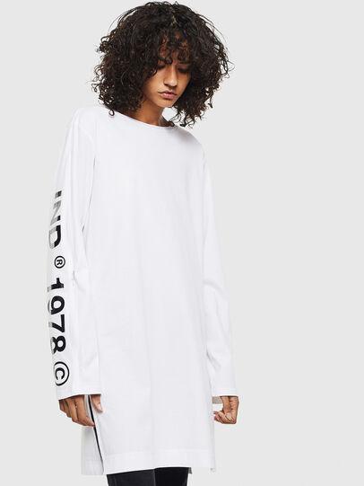 Diesel - T-ROSY, Weiß - T-Shirts - Image 1
