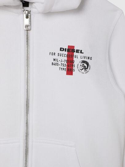 Diesel - UMLT-SBRANDONZ, Weiß - Underwear - Image 3