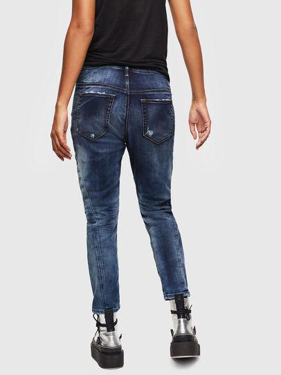 Diesel - Fayza JoggJeans 069KD, Dunkelblau - Jeans - Image 2