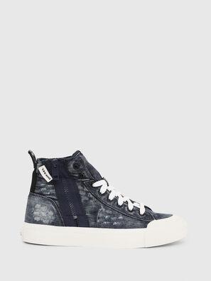 S-ASTICO MID ZIP W, Jeansblau - Sneakers