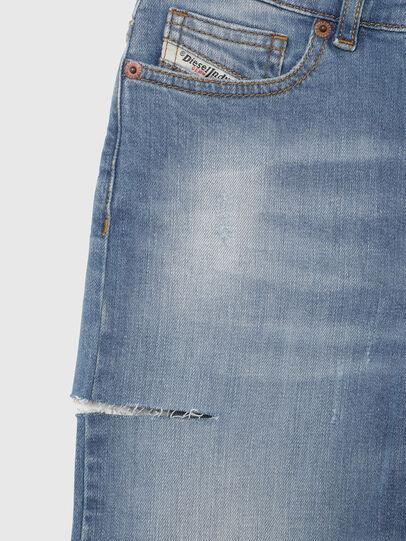 Diesel - WIDEE-J-SP1, Hellblau - Jeans - Image 3