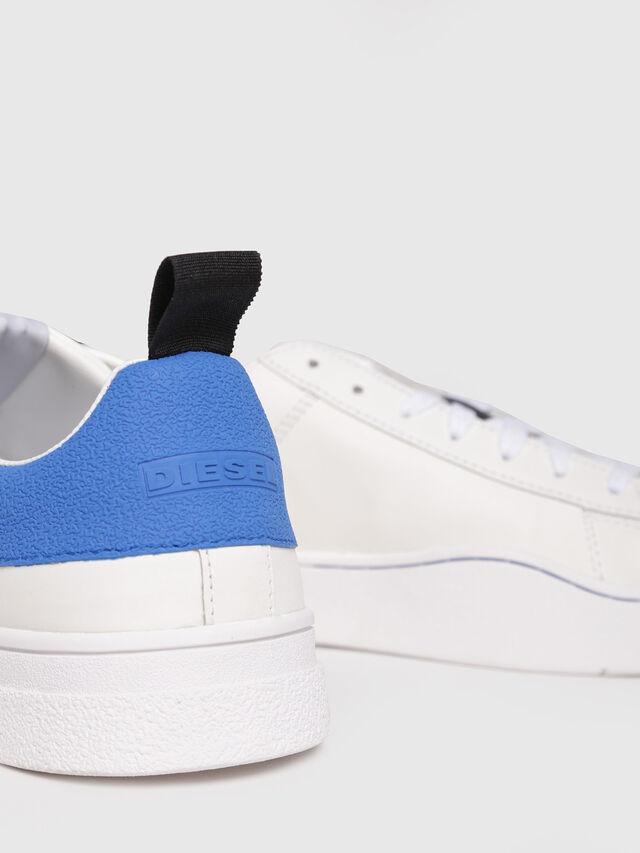 Diesel - S-CLEVER LOW, Weiß/Blau - Sneakers - Image 4