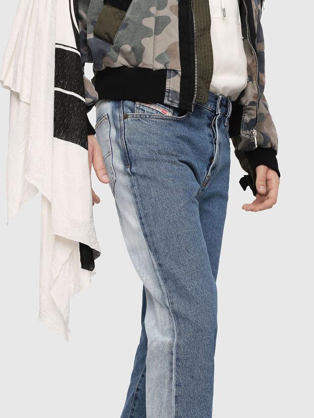 Diesel - Mharky 0077V, Mittelblau - Jeans - Image 4
