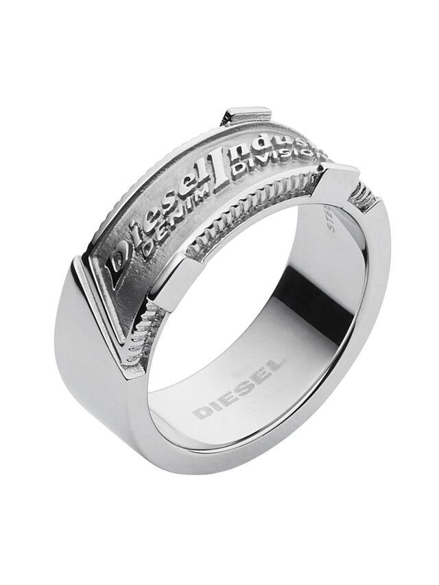 RING DX1037, Silber