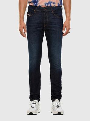 D-Luster 009EQ, Dunkelblau - Jeans