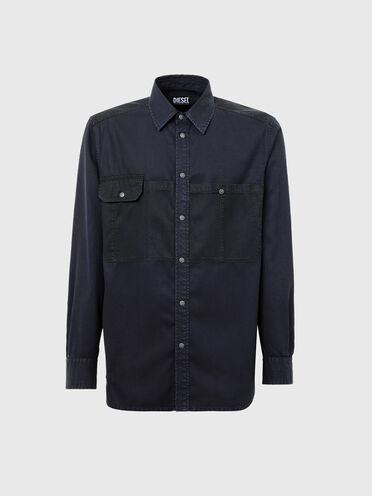Tencel-Shirt in verschiedenen Waschungen