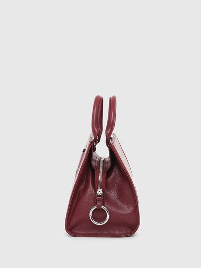 Diesel - PIRITE, Bordeauxrot - Satchel Bags und Handtaschen - Image 3