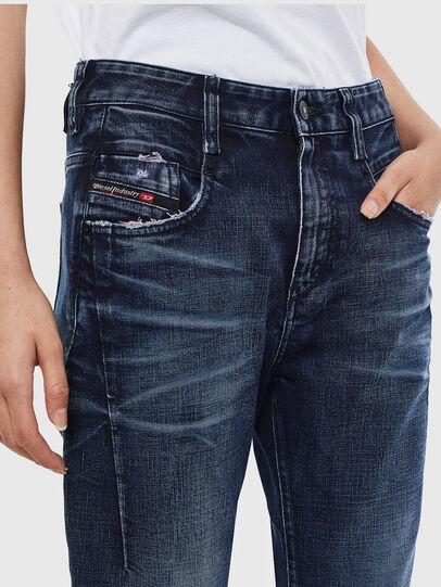 Diesel - Fayza 009BY, Dunkelblau - Jeans - Image 3