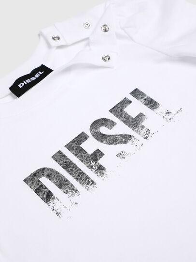 Diesel - TRALLYB, Weiß - T-Shirts und Tops - Image 3