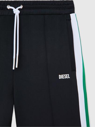 Diesel - P-KURL, Schwarz - Kurze Hosen - Image 3