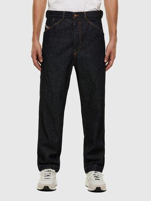 D-Franky 009HP, Dunkelblau - Jeans