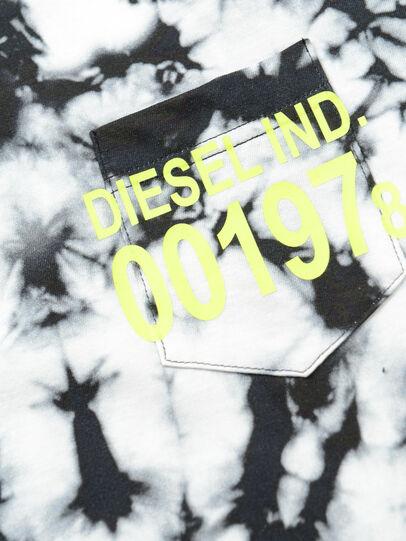 Diesel - TJUSTJ23 OVER, Schwarz - T-Shirts und Tops - Image 3