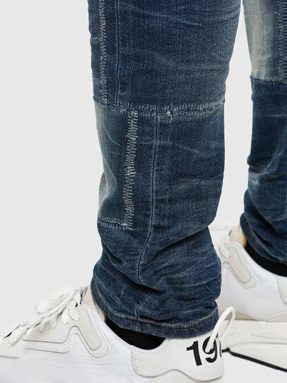Diesel - KROOLEY JoggJeans® 069NK, Mittelblau - Jeans - Image 5