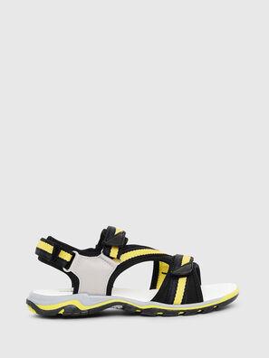 SA 07 STRIPE YO, Grau/Schwarz - Schuhe