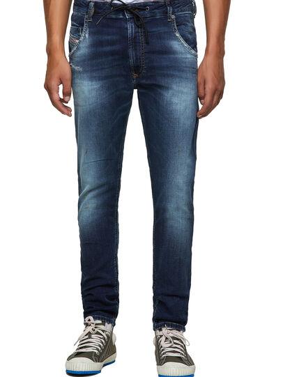 Diesel - Krooley JoggJeans® 069YF, Dunkelblau - Jeans - Image 1