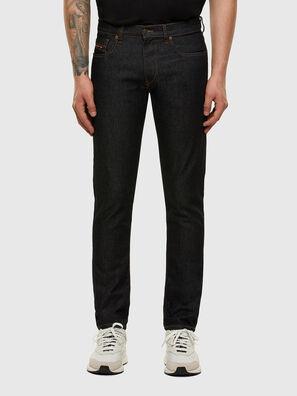 D-Strukt 009HF, Dunkelblau - Jeans