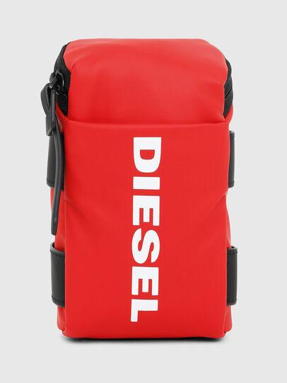 Diesel - SHOULDME, Feuerrot - Kleine Portemonnaies - Image 1