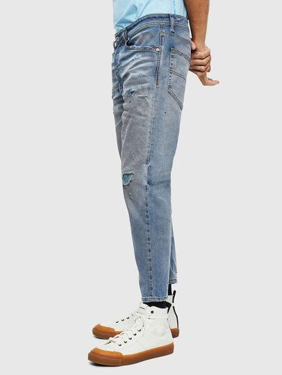 Diesel - Narrot 009BN, Mittelblau - Jeans - Image 4