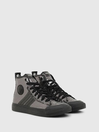 Diesel - S-ASTICO MC W, Schwarz - Sneakers - Image 2