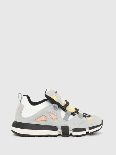 Diesel - H-PADOLA SL W, Grau/Weiß - Sneakers - Image 1