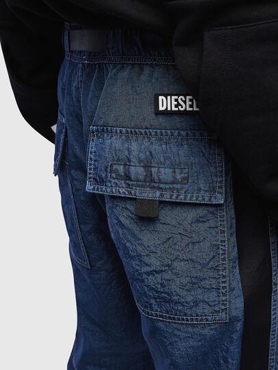 Diesel - P-BERG, Blau - Hosen - Image 3