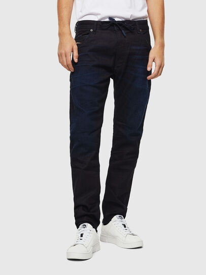 Diesel - Krooley JoggJeans 069IM, Dunkelblau - Jeans - Image 1