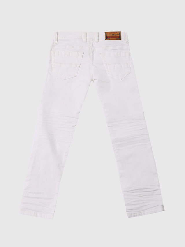 Diesel - THOMMER-J, Weiß - Jeans - Image 2