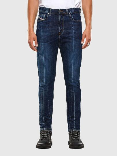 Diesel - D-Vider 0092X, Mittelblau - Jeans - Image 1